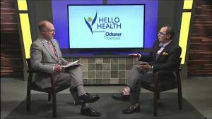 Hello Health: Cervical Spinal Cord Compression with Paul Celestre, MD