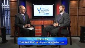 Hello Health: Hernia Surgery with Dr. James Wooldridge