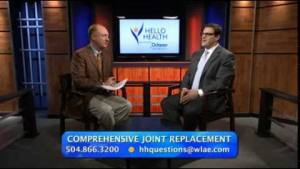 Hello Health: Dr. George Chimento - Comprehensive Joint Replacement