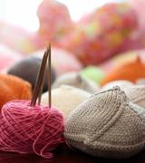 Knitted Knockers is a national organization that provides soft, comfortable knitted prosthetics for breast cancer survivors.-sm